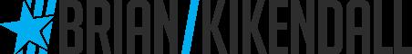 Brian Kikendall Logo