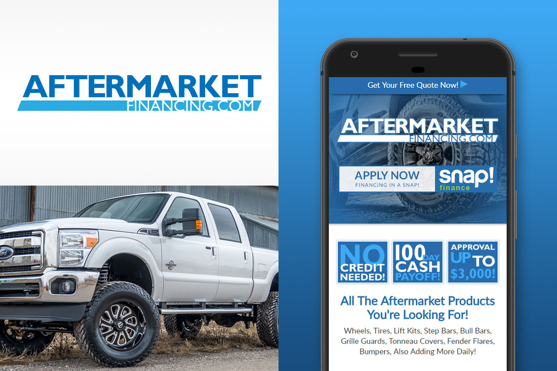 Aftermarket Financing Showcase