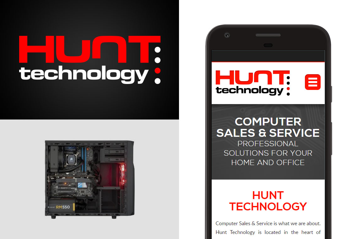 Hunt Technology Work Showcase