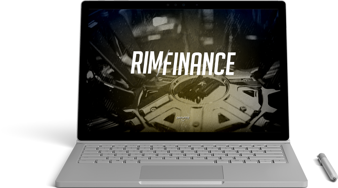 Rim Finance Website Preview