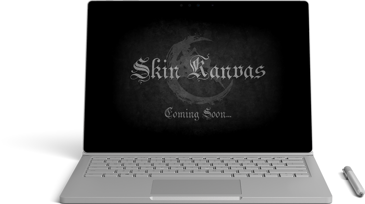 Skin Kanvas Website Preview