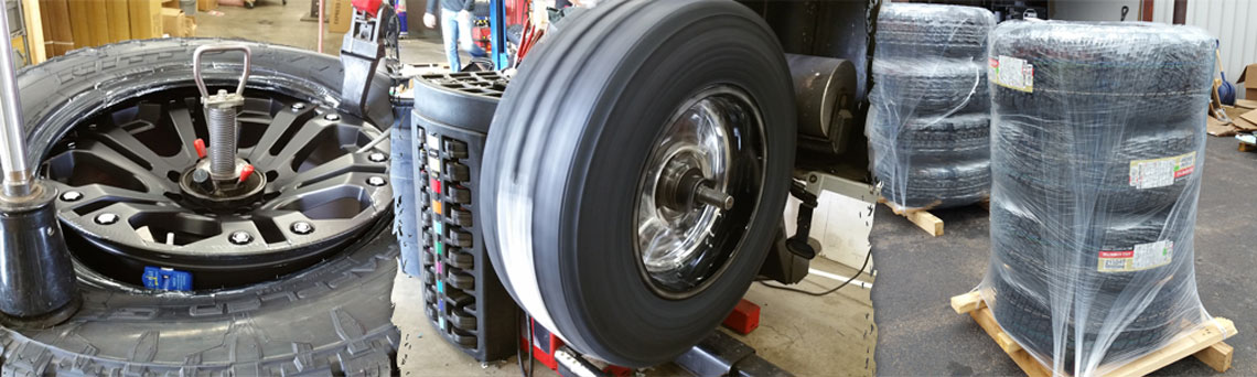 Tires and Wheels Packages